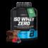 Kép 3/19 - Iso Whey Zero prémium fehérje - 2270 g fehércsokoládé