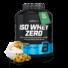 Kép 6/19 - Iso Whey Zero prémium fehérje - 2270 g fehércsokoládé