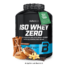 Kép 16/19 - Iso Whey Zero prémium fehérje - 2270 g pisztácia