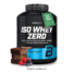 Kép 3/19 - Iso Whey Zero prémium fehérje - 2270 g vaníliás-fahéjas csiga