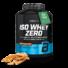 Kép 5/19 - Iso Whey Zero prémium fehérje - 2270 g vaníliás-fahéjas csiga