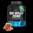Kép 6/19 - Iso Whey Zero prémium fehérje - 2270 g vaníliás-fahéjas csiga