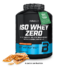 Kép 2/19 - Iso Whey Zero prémium fehérje - 2270 g málna