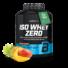 Kép 16/19 - Iso Whey Zero prémium fehérje - 2270 g málna