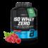 Kép 19/19 - Iso Whey Zero prémium fehérje - 2270 g málna