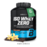 Kép 8/19 - Iso Whey Zero prémium fehérje - 2270 g málna