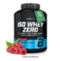 Kép 19/19 - Iso Whey Zero prémium fehérje - 2270 g black biscuit