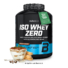 Kép 6/19 - Iso Whey Zero prémium fehérje - 2270 g black biscuit