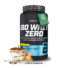 Kép 12/19 - Iso Whey Zero - 908 g vaníliás-fahéjas csiga