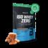 Kép 18/18 - Iso Whey Zero prémium fehérje papírzsákban - 1816 g csokoládé-toffee