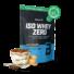 Kép 3/18 - Iso Whey Zero prémium fehérje papírzsákban - 1816 g csokoládé-toffee