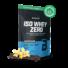 Kép 1/18 - Iso Whey Zero prémium fehérje papírzsákban - 1816 g csokoládé-toffee