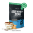 Kép 11/18 - Iso Whey Zero prémium fehérje papírzsákban - 1816 g berry brownie