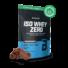 Kép 16/18 - Iso Whey Zero prémium fehérje papírzsákban - 1816 g berry brownie