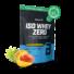 Kép 10/18 - Iso Whey Zero prémium fehérje papírzsákban - 1816 g berry brownie