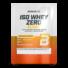 Kép 1/4 - Iso Whey Zero Clear - 25 g barackos ice tea 10 db/csomag