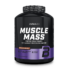 Kép 1/2 - Muscle Mass szénhidrát- és fehérjetartalmú italpor - 4000 g csokoládé