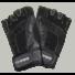 Kép 1/5 - Toronto Fekete bőr kesztyű XL