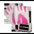 Kép 5/5 - Lady 1 női pink-fehér kesztyű S