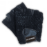 Kép 2/5 - Phoenix 1 horgolt fekete kesztyű S